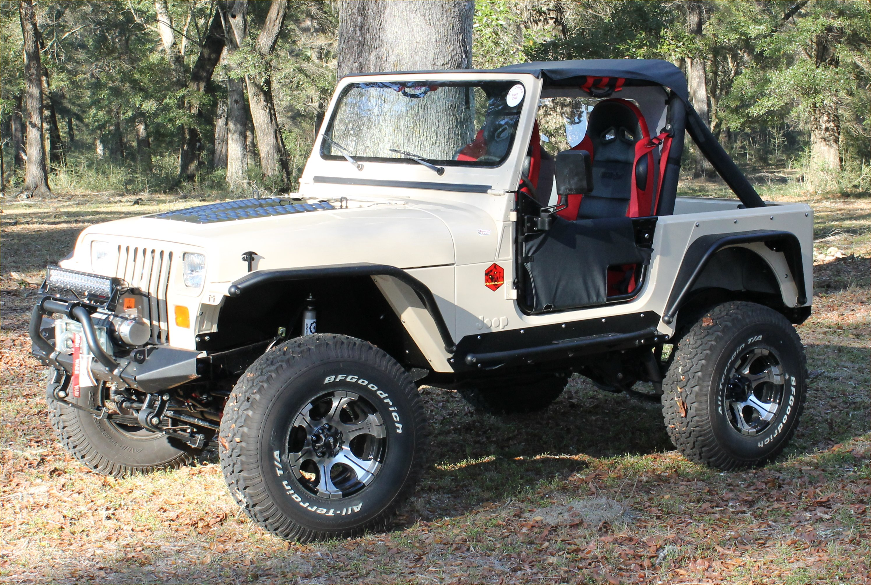Any Jeeps With 3 5 U0026quot  Lift With 33 U0026 39 S Either Cut Fenders Or