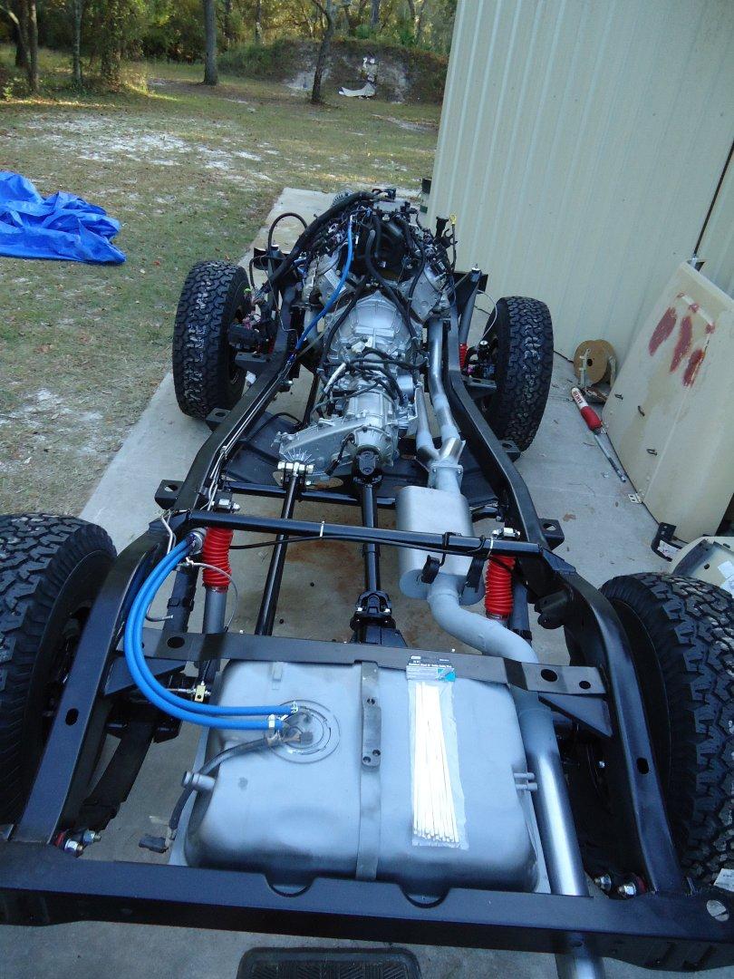 D on 4 3 Vortec Engine