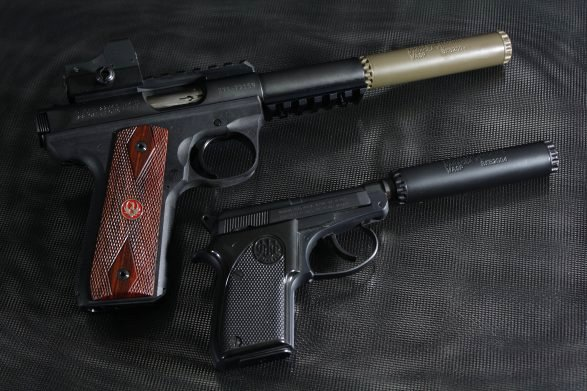 thompson machine silencers