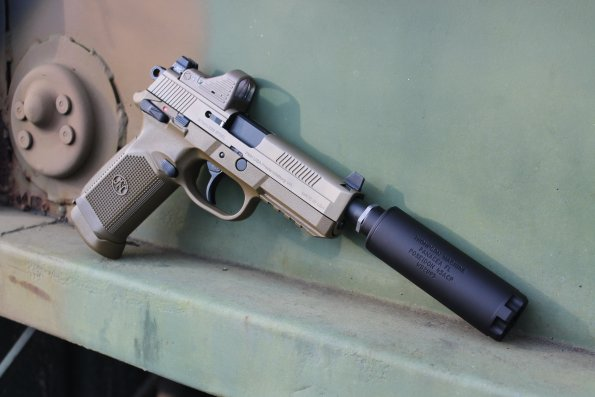 CENTERFIRE PISTOL – Thompson Machine