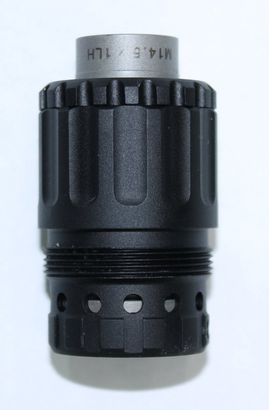 14.5mm x 1 Left Hand Recoil Booster