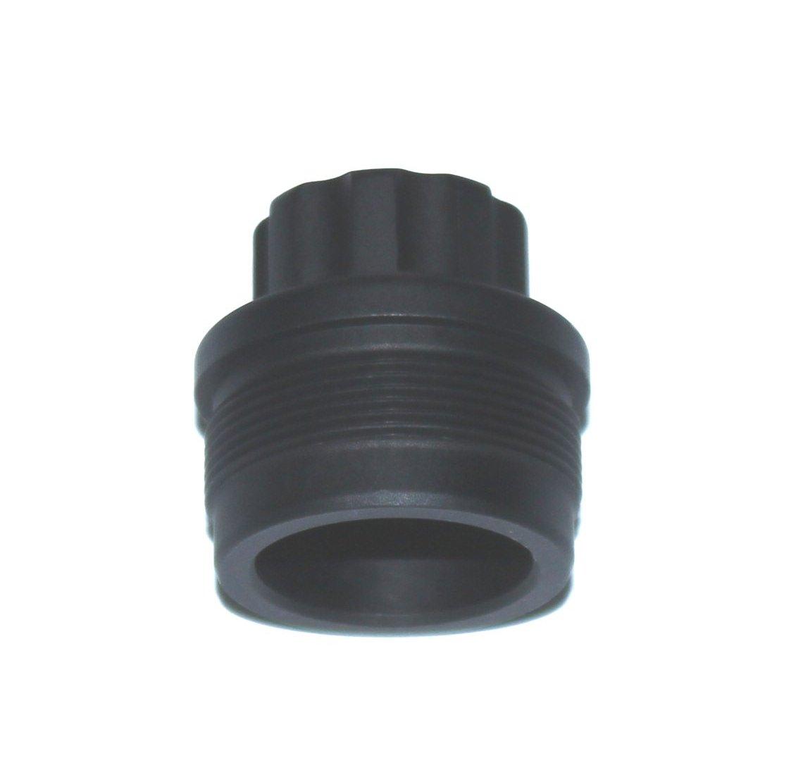16mm x 1 Left Hand Fixed Barrel Adapter